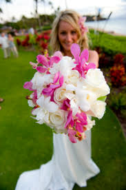 wedding flowers hawaii hawaiian wedding bouquets wedding corners
