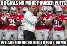Ohio State Football Memes - best alabama vs ohio state memes