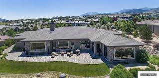 one level homes stunning one level view home nevada luxury homes mansions for