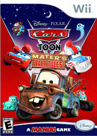 mater monster truck video amazon com cars toon mater u0027s tall tales nintendo wii disney
