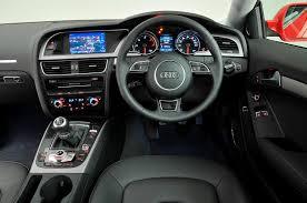 Vw Golf Mk5 Interior Styling Audi A5 2007 2016 Design U0026 Styling Autocar