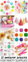 11 awesome sources for party supplies pizzazzerie