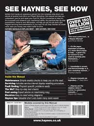 audi a4 petrol u0026 diesel jan 05 to feb 08 haynes repair manual