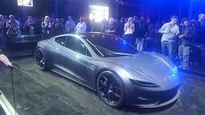 tesla supercar new tesla roadster fastest production car ever in broader