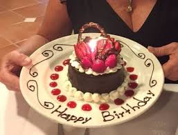 surprise birthday cake picture of grand bahia principe tulum