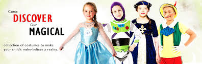 kids costumes mega fancy dress