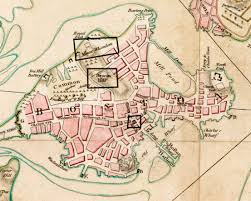 1775 Map Of Boston by Introducing The Boston Maps Project Abby Mullen