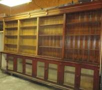 Vintage Display Cabinets Deliver A Vintage Store Display Cabinets To Northfield