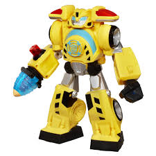 playskool heroes transformers rescue bots electronic bumblebee