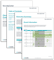 cisco vulnerabilities and events sc report template tenable