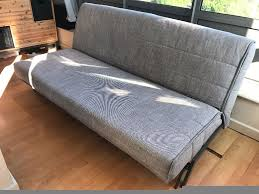 Ikea Sofa Bed Mattress by Ikea Karlaby 3 Seater Sofa Bed And Mattress For Sale In Clapham