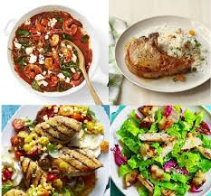 Healthy Menu Ideas For Dinner Month Of Menus Meal Plans And Daily Healthy Options Woman U0027s Day
