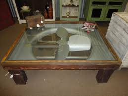 Baluster Coffee Table Coffee Tables Simple Awesome Industrial Square Coffee Table