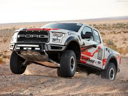 Ford F 150 Raptor Race Truck 2017 Pictures Information U0026 Specs