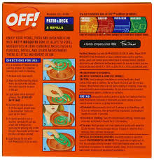 amazon com off off mosquito coil refill 5 count total net wt