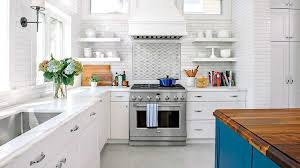 white kitchen wood island appealing white kitchen cabinets granite wood floors blue