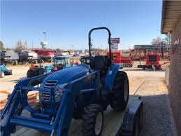 2016 ls tractor xr3135 tractor loader box cutter and trailer