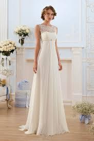high waist wedding dress empire waist ellepoques