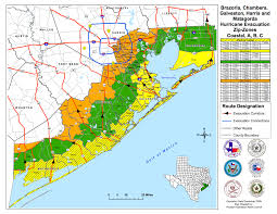 Us Zip Code Map by Hurricane Evacuation Zip Code Zones U2013 Fort Bend County Oem