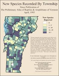 Map Of Vt The Atlas