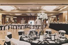 black and white wedding decorations black white gold wedding with glitter details in newport