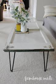 Diy Coffee Tables by Diy Coffee Table Using A Salvaged Shutter Farmhouse Made