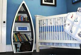 Canoe Shaped Bookshelf Kids Boat Bookshelf U2014 Best Home Decor Ideas Unique Shaped Boat