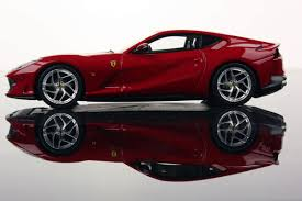 ferrari coupe models ferrari 812 superfast we will realize the official model in 1 43