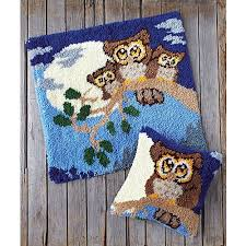 Vervaco Latch Hook Rug Kits Latch Hook Rugs For Kids Rugs Ideas