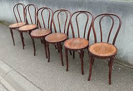 chaises thonet chaises collection on ebay