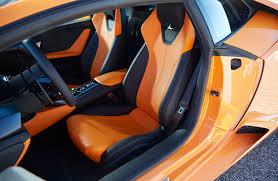 lamborghini car seat 2015 lamborghini huracan review automobile magazine
