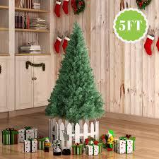 unlit christmas trees 5ft unlit christmas tree indoor outdoor season