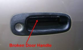Exterior Car Door Handle Repair How To Do Exterior Car Door Handle Replacement