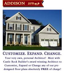 build your home with castle rock builders of maryland u2013 use one of