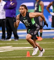 Nfl Combine Wr Bench Press Twentyman Players Who Impressed At The Combine