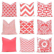 Nursery Decorative Pillows Coral Pillow Covers 12 X 16 Pillow Covers Decorative Throw