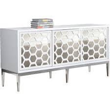 modern mirrored sideboards buffets allmodern