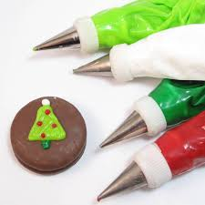 use store bought cookies for an easy christmas cookie idea