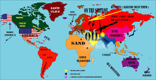 India On World Map by Image 87857 The World According To Know Your Meme