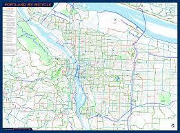 Map Portland by Cycling Portland Theprotocity Comtheprotocity Com