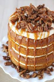 salted caramel apple snickers cake thanksgiving from brit co