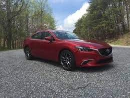 mazda 3 mazda 6 test drive mazda6 gets icing on the cake times free press