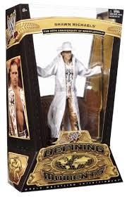 Shawn Michaels Halloween Costume Amazon Wwe Defining Moments Shawn Michaels Wrestlemania 25