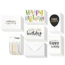 amazon com fanciful birthday wishes 36 birthday cards 6