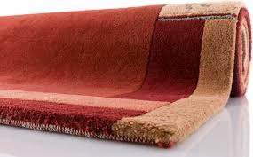 teppich rund rosa luxor living nepal teppich manali 101 rot teppich nepalteppich
