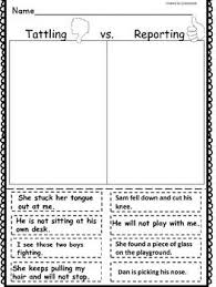 Best 25 Tattling Vs Reporting Ideas On Pinterest Tattle Telling Tattle Tongue Coloring Page