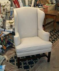 Slipcover For Wingback Chair Design Ideas Linen Wingback Chair Design Ideas Eftag Linen Wingback Chair