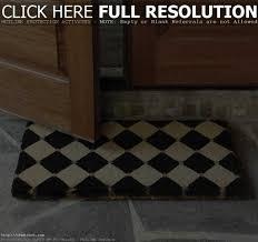 20 ways to modern welcome mats