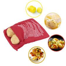washable baked potato microwave cooker bag u2013 101 unique gifts