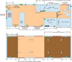 sle house floor plans 16 best 8x20 birchwood tiny house ca images on tiny